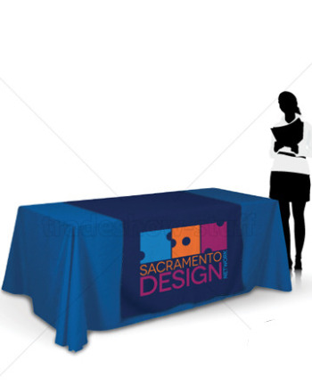 Trade Show Table Runners
