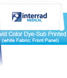 Vivid Color Dye-Sub Table Covers