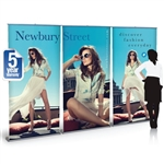 Impact 10ft Retractable Banner Stand Wall