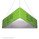 Blimp Trade Show Ceiling Banner 8 Trio