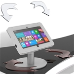Surface Desktop Stand Locking Clamshell