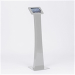 Pro Locking iPad Trade Show Kiosk Stand