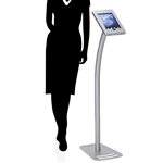 Standard iPad Kiosk Stand for Trade Shows