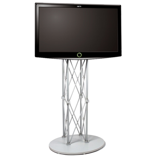 Expo Tv Stands : Ez fold trade show tv stand up to quot large flat panel