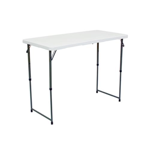 Portable Exhibition Table : Showgoer demo portable trade show table