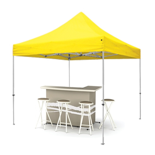 Showstopper Concession Stand 10 X 10 Canopy Pop Up Tent