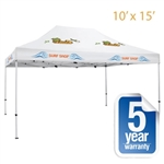 Event Tent 10x15 Pop Up Canopy
