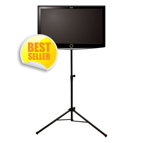Expo Tv Stands : Frameworks trade show mobile tv stand up to quot flat panel