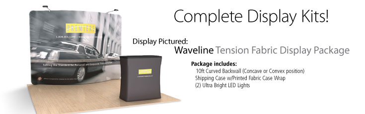 Complete Display Packages