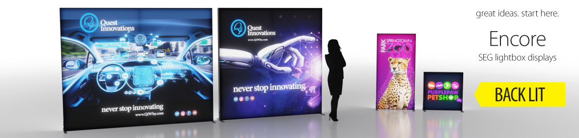 SEG Lightbox Displays