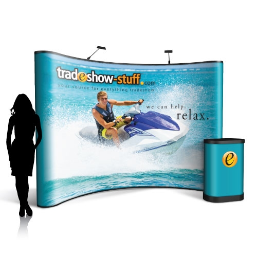 Campaign 2 Popup Trade Show Displays