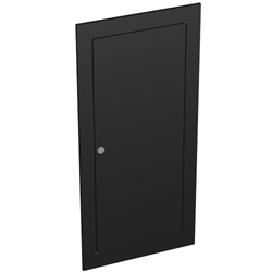 Latching Privacy Door Solo 100